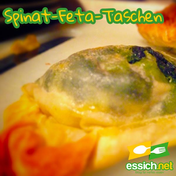 spinat-feta-taschen