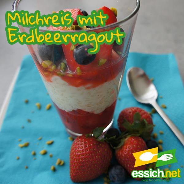 milchreis-mit-Erdbeerragout